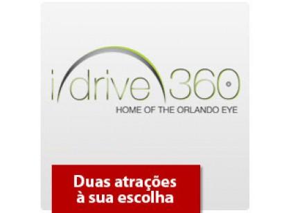 i-Drive 360 - 2 atrações